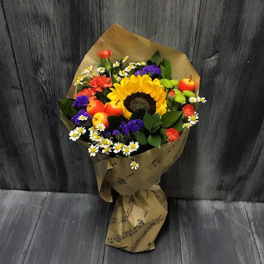Натюрморт (Букет 311): букеты цветов на заказ Flowwow
