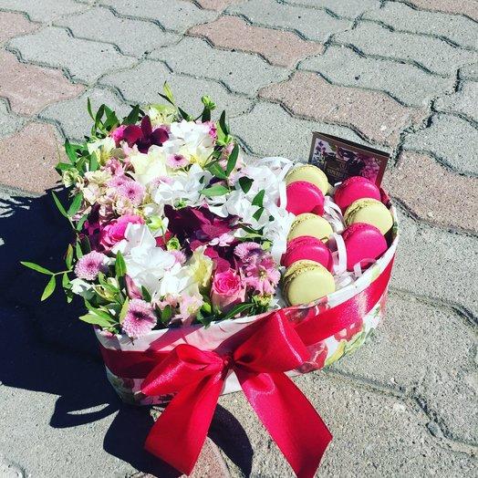 Глянец: букеты цветов на заказ Flowwow
