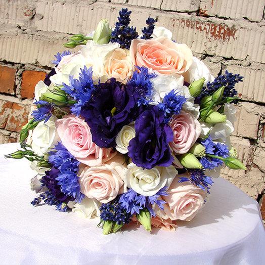 Букет невесты «Ника»: букеты цветов на заказ Flowwow