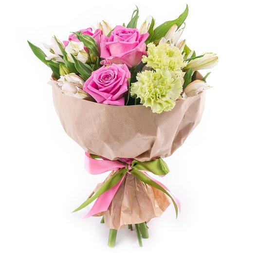 Комплимент.: букеты цветов на заказ Flowwow