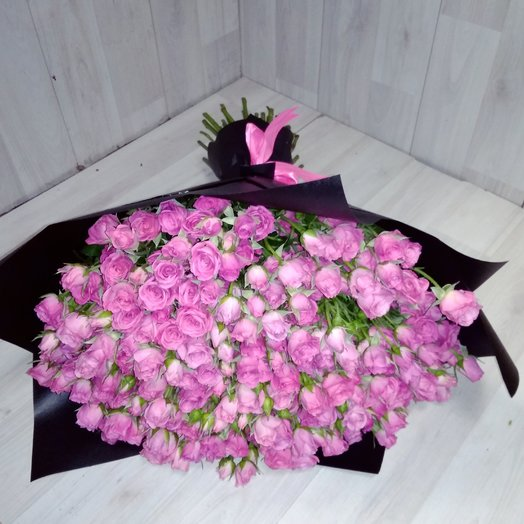 Вечер в Рио: букеты цветов на заказ Flowwow