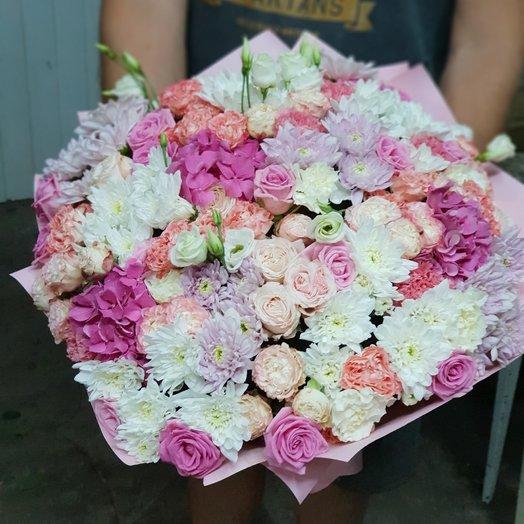 Букет Микс цветов: букеты цветов на заказ Flowwow