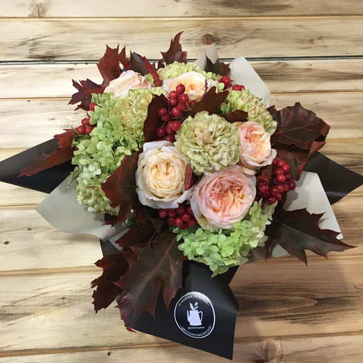 Вальс Бостон: букеты цветов на заказ Flowwow