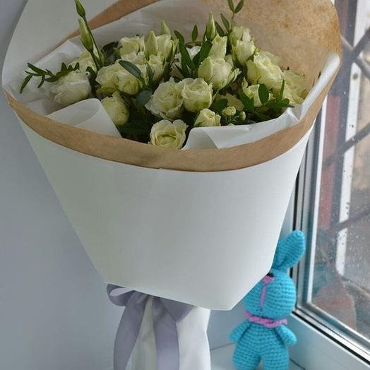 Для особого случая: букеты цветов на заказ Flowwow