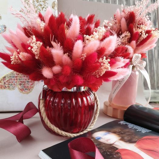 Red party: букеты цветов на заказ Flowwow