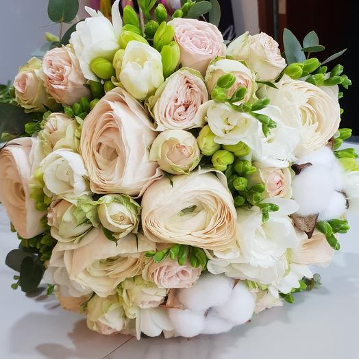 Ах,эта свадьба: букеты цветов на заказ Flowwow