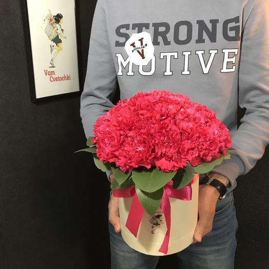 Малиновый вкус: букеты цветов на заказ Flowwow