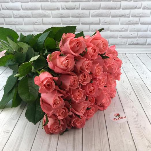 "29 роз ""Карина"" 70см: букеты цветов на заказ Flowwow"