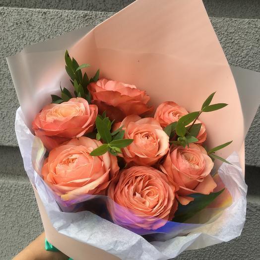 Букет 2090: букеты цветов на заказ Flowwow