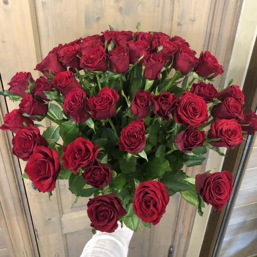 "Букет для мамы ""35 роз"""