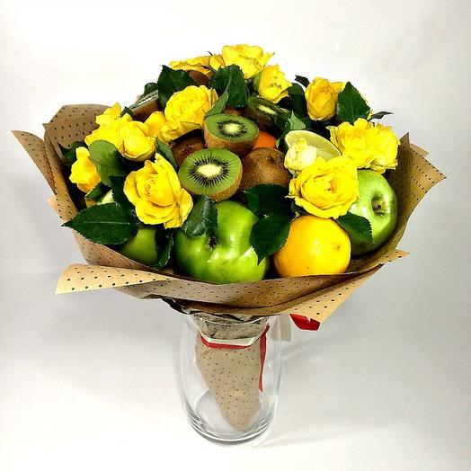 Время лета: букеты цветов на заказ Flowwow