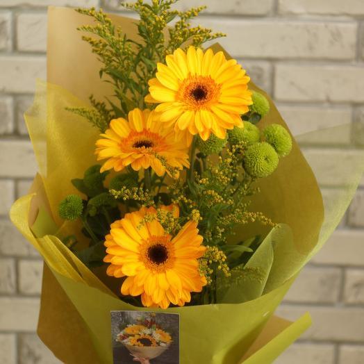 Букет День знаний 10: букеты цветов на заказ Flowwow