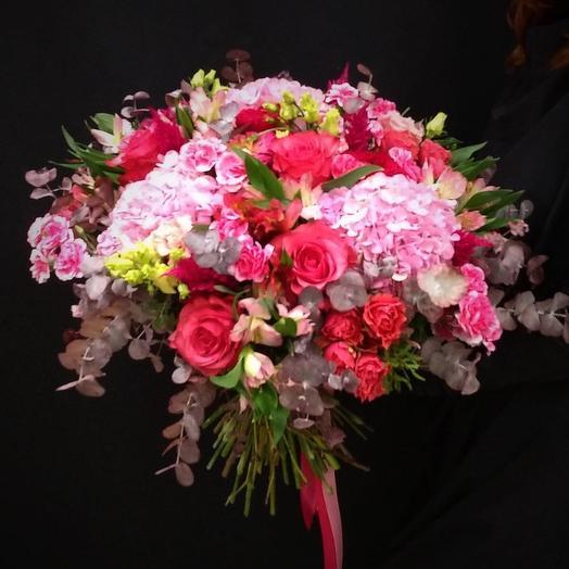 Букет Сладкий Сентябрь: букеты цветов на заказ Flowwow