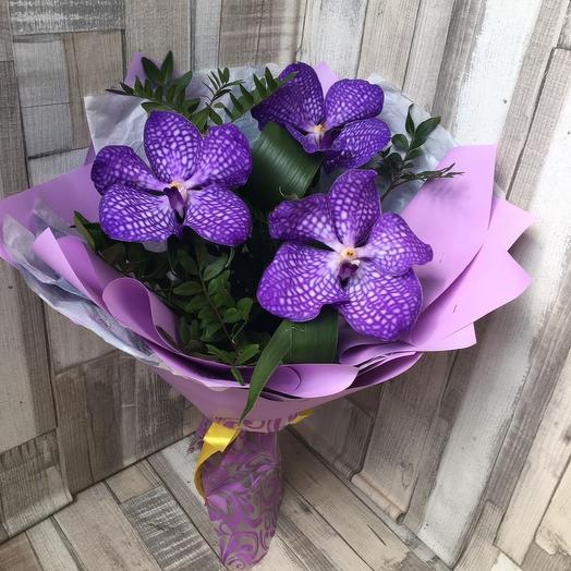 Ванда: букеты цветов на заказ Flowwow