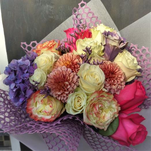 """Букет """"Камелот"""": букеты цветов на заказ Flowwow"""