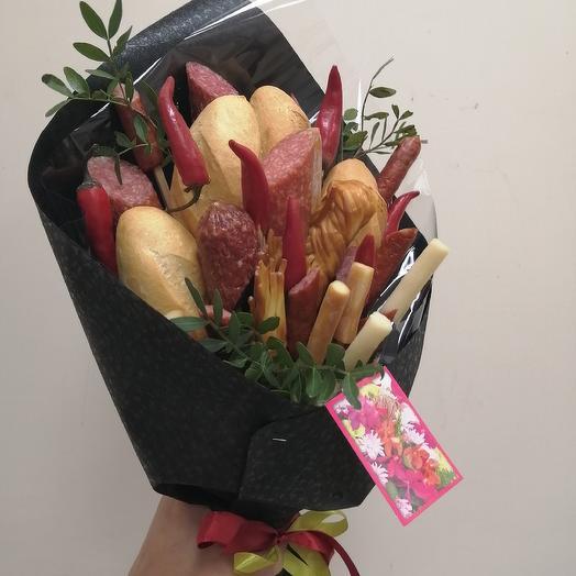 Букет Гастрономический: букеты цветов на заказ Flowwow