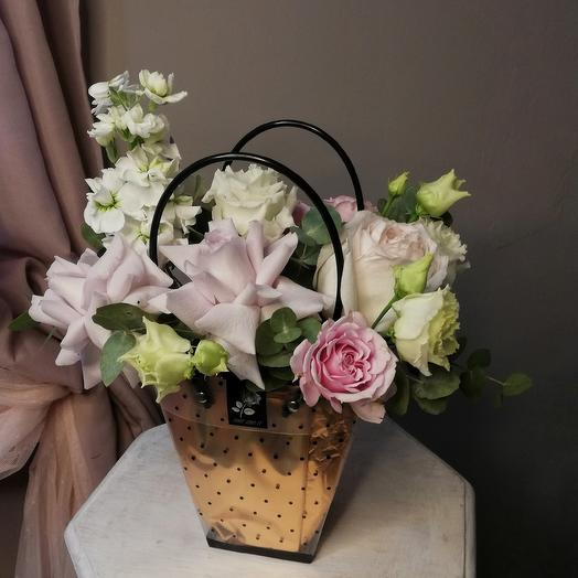 Прелюдия: букеты цветов на заказ Flowwow