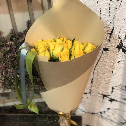 Кенийский микс 3 19: букеты цветов на заказ Flowwow