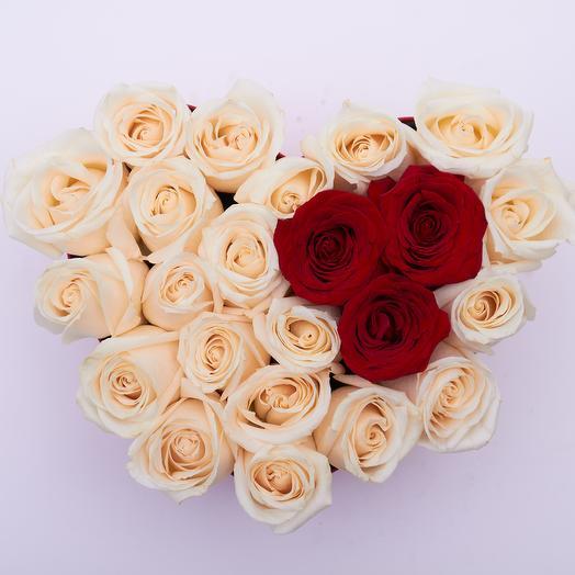 Валентинка к дню Всех Влюбленных
