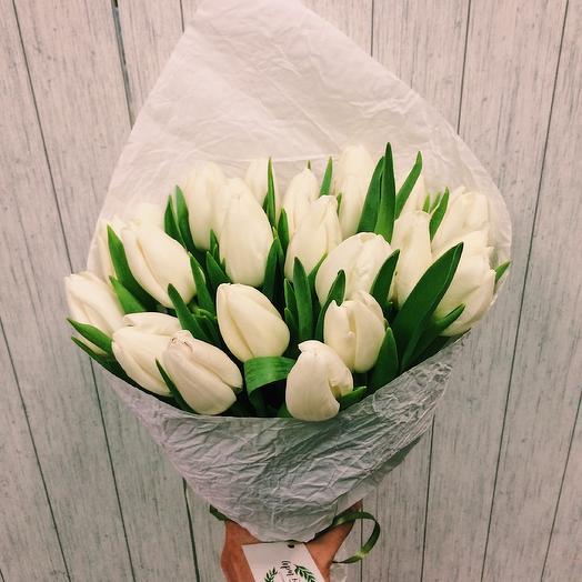 21 тюльпан любимой