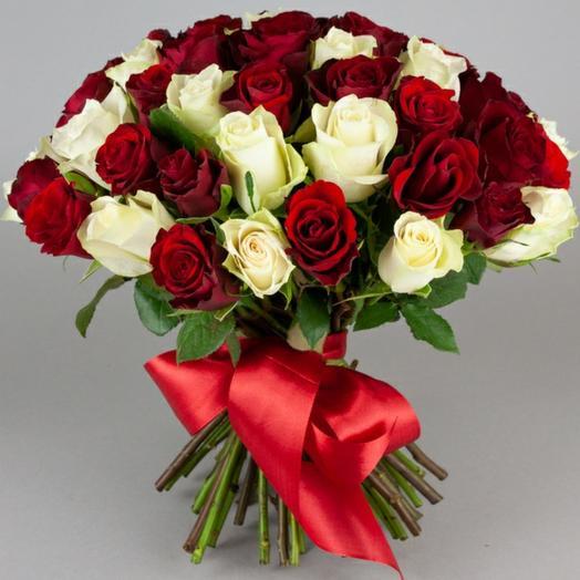 51 прекрасной розы