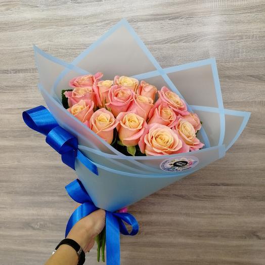 ✅ Букет Роз Мисс пигги 15