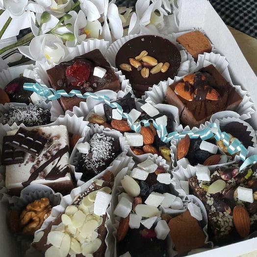 «Самый шоколадный» набор