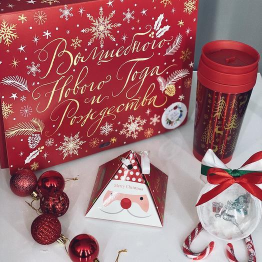 Подарочный набор Jingle bells