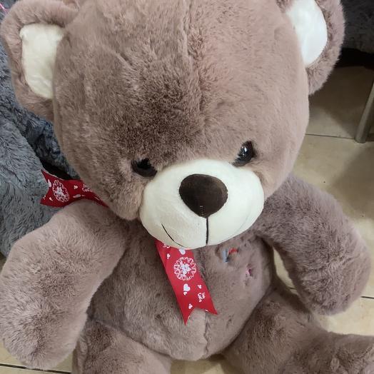 Soft toy bear