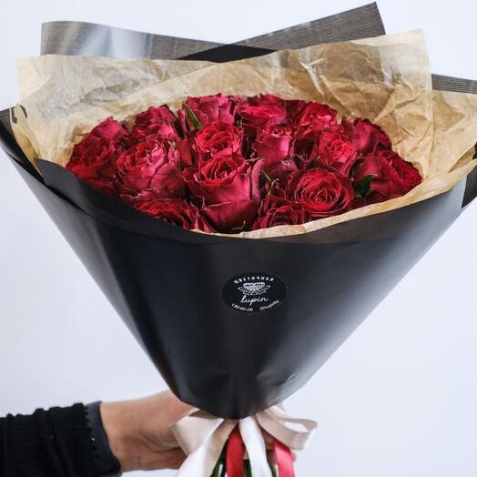 Красные Розы букет