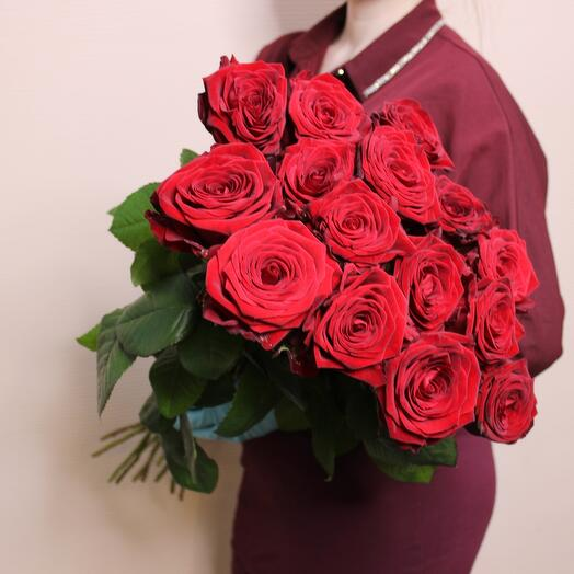 15pcs roses