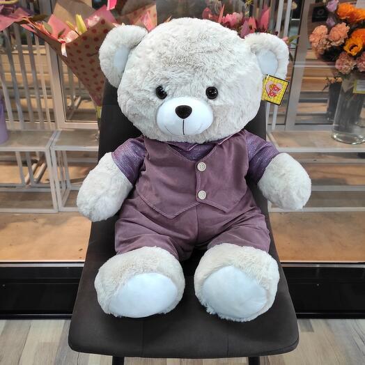 Медведь мальчик