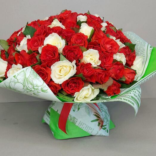 101 роза ✅