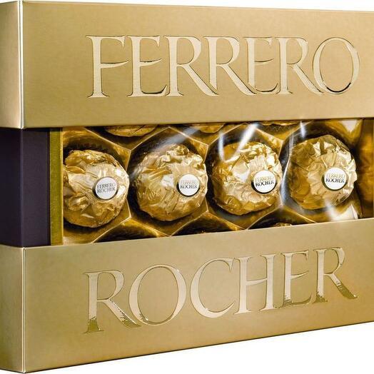 "Конфеты ""Ferrero"""