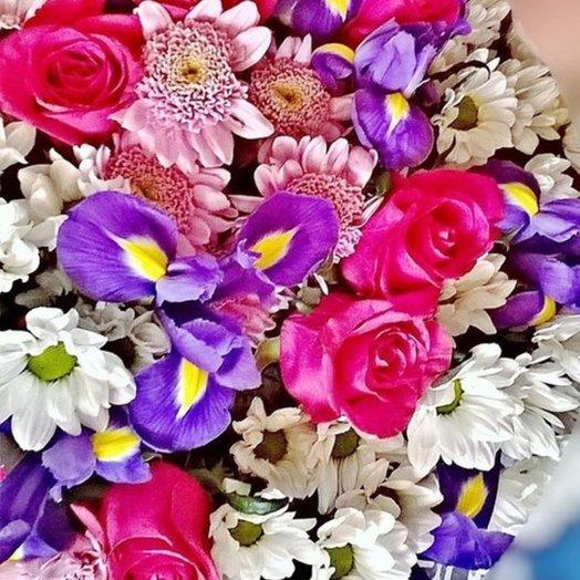 Букет Чудесный: букеты цветов на заказ Flowwow