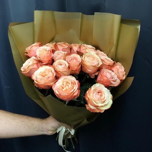 Дороже золота: букеты цветов на заказ Flowwow