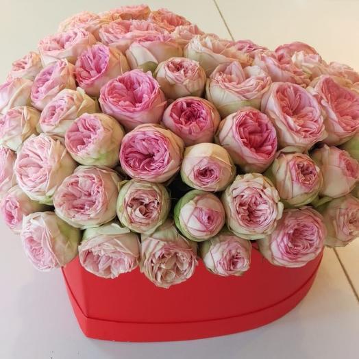 Опьяненный любовью: букеты цветов на заказ Flowwow