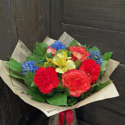 Встреча: букеты цветов на заказ Flowwow