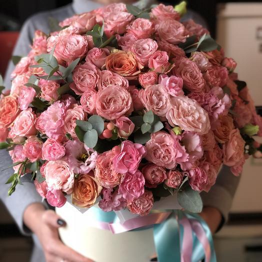 Box 30: букеты цветов на заказ Flowwow