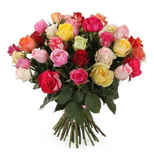 Букет Фламандская легенда (35 роз): букеты цветов на заказ Flowwow