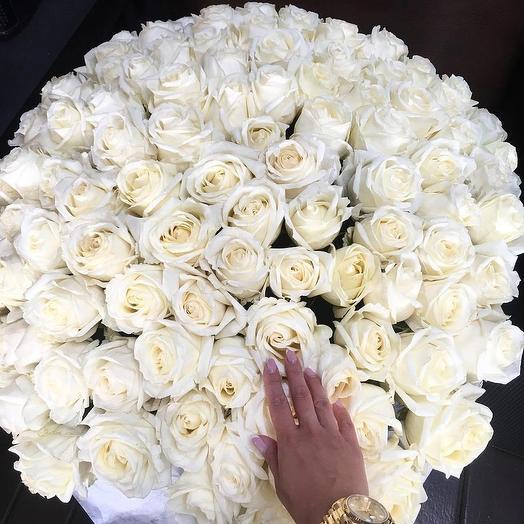 Букет 16: букеты цветов на заказ Flowwow