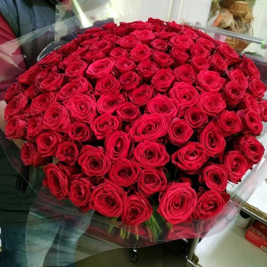 101 🌹: букеты цветов на заказ Flowwow