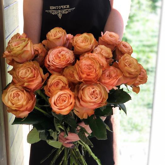 "Букет из роз ""Красотааа"""