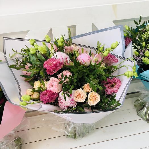 Букет невинность: букеты цветов на заказ Flowwow