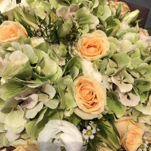 Аппетитный букет: букеты цветов на заказ Flowwow