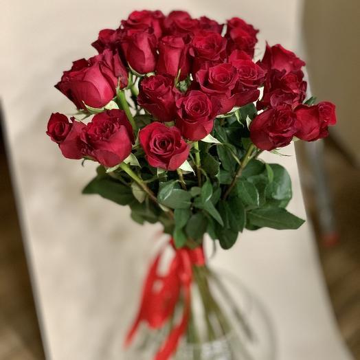 70 см гигантская роза: букеты цветов на заказ Flowwow