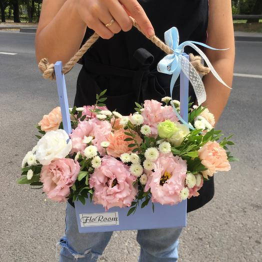 Безграничная нежность: букеты цветов на заказ Flowwow