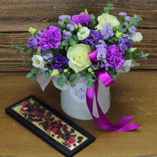 Заветное желание: букеты цветов на заказ Flowwow