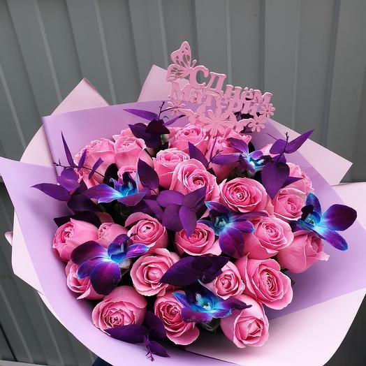 Букет на День матери: букеты цветов на заказ Flowwow