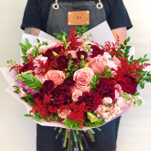 XL Bouquet 1: flowers to order Flowwow
